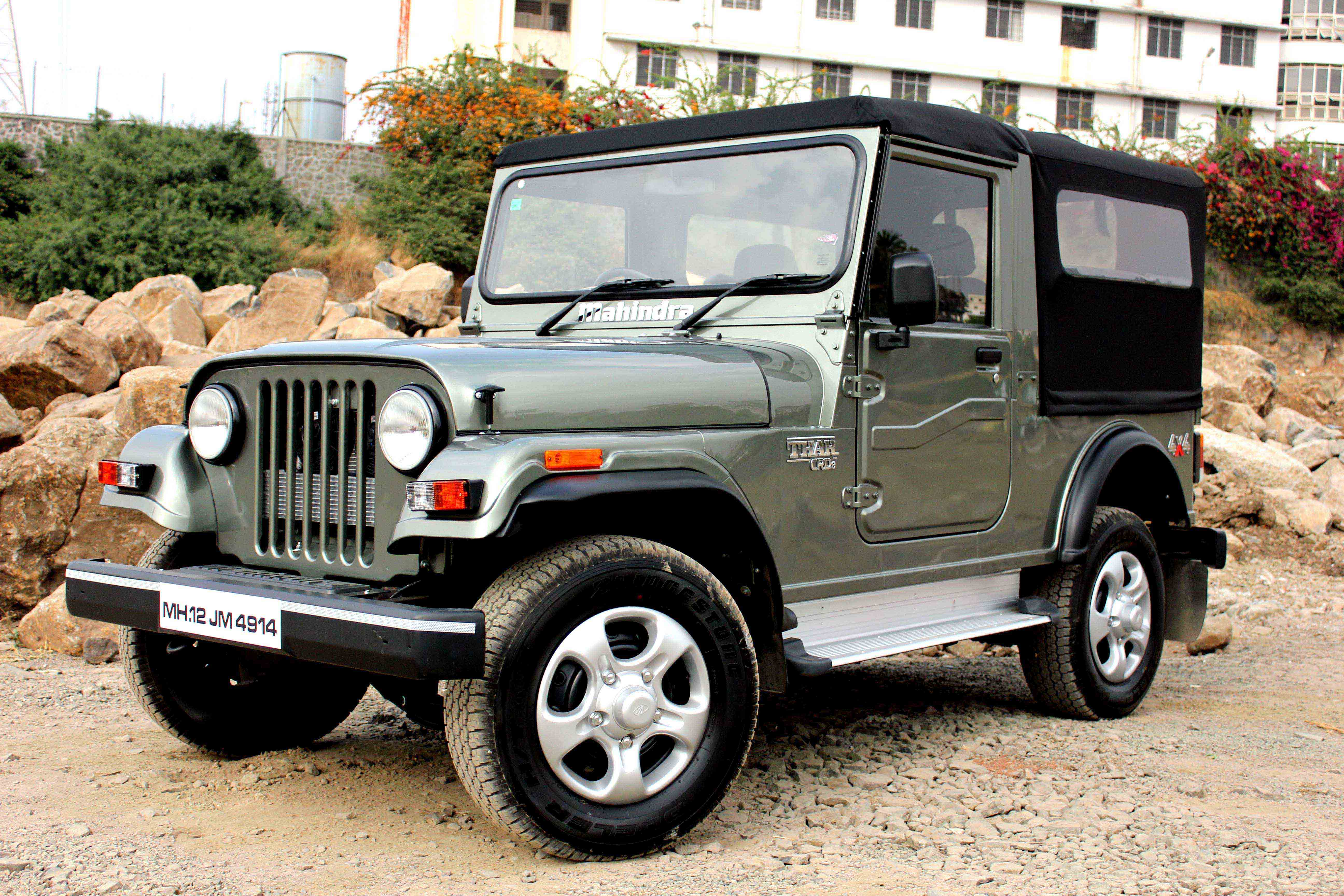 Mahindra Thar Rocky Beige Www Pixshark Com Images Galleries With A Bite